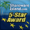 shareware island talking dictionary award