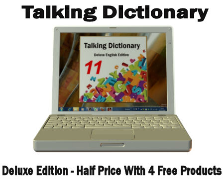 talking dictionary package